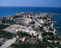 antalya tourism city